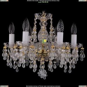 1410/6/141/G/0300 Хрустальная подвесная люстра Bohemia Ivele Crystal (Богемия)