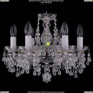 1410/6/141/Ni/0300 Хрустальная подвесная люстра Bohemia Ivele Crystal (Богемия)