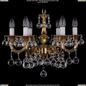 1701/6/A/G/Balls Подвесная люстра Bohemia Ivele Crystal (Богемия)
