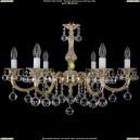 1702/6/A/GW/Balls Хрустальная подвесная люстра Bohemia Ivele Crystal (Богемия)