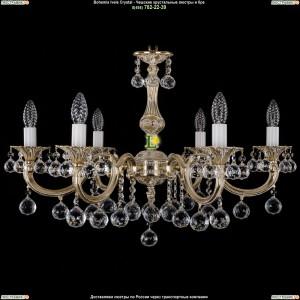 1702/6/A/GW/Balls Подвесная люстра Bohemia Ivele Crystal (Богемия)