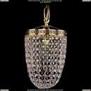 1920/15O/GB Хрустальная подвесная люстра Bohemia Ivele Crystal (Богемия)