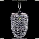 1920/15O/NB Хрустальная подвесная люстра Bohemia Ivele Crystal (Богемия)