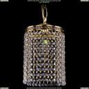 1920/15R/GB Хрустальная подвесная люстра Bohemia Ivele Crystal (Богемия)