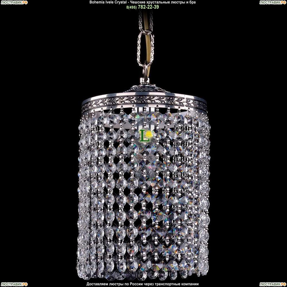 1920/15R/NB Хрустальная подвесная люстра Bohemia Ivele Crystal (Богемия)