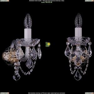 1400/1/Big/Pa/Leafs Хрустальная бра Bohemia Ivele Crystal (Богемия)