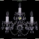 1400/3/Big/Ni Хрустальное бра Bohemia Ivele Crystal (Богемия)
