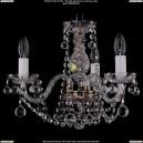 1402/3/141/Pa/Balls Хрустальная подвесная люстра Bohemia Ivele Crystal (Богемия)