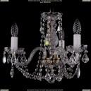 1402/3/141/Pa/Leafs Хрустальная подвесная люстра Bohemia Ivele Crystal (Богемия)