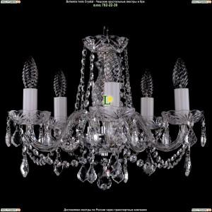 1402/5/141/Ni/Leafs Хрустальная подвесная люстра Bohemia Ivele Crystal (Богемия)
