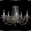 1402/5/195/G/Balls Хрустальная подвесная люстра Bohemia Ivele Crystal (Богемия)