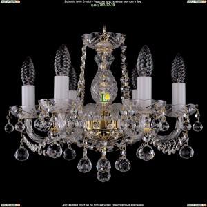 1402/6/141/G/Balls Хрустальная подвесная люстра Bohemia Ivele Crystal (Богемия)