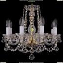 1402/8/141/G/Balls Хрустальная подвесная люстра Bohemia Ivele Crystal (Богемия)