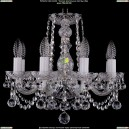 1402/8/141/Ni/Balls Хрустальная подвесная люстра Bohemia Ivele Crystal (Богемия)
