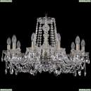 1402/10/240/Pa Хрустальная подвесная люстра Bohemia Ivele Crystal (Богемия)