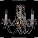 1406/3/141/G/Balls Хрустальная подвесная люстра Bohemia Ivele Crystal (Богемия)
