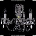 1406/3/141/Ni/Leafs Хрустальная подвесная люстра Bohemia Ivele Crystal (Богемия)