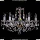 1406/6/195/Pa/Leafs Хрустальная подвесная люстра Bohemia Ivele Crystal (Богемия)