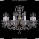 1406/10/160/Pa/Balls Хрустальная подвесная люстра Bohemia Ivele Crystal (Богемия)