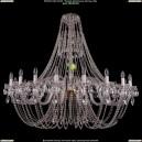 1406/20/500/G Хрустальная подвесная люстра Bohemia Ivele Crystal (Богемия)