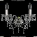 1410/2/Ni/V0300 Хрустальное бра Bohemia Ivele Crystal (Богемия)
