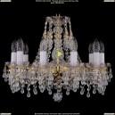 1410/10/160/G/V0300 Хрустальная подвесная люстра Bohemia Ivele Crystal (Богемия)