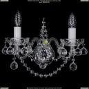 1411/2/Big/Ni/Balls Хрустальное бра Bohemia Ivele Crystal (Богемия)