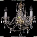 1411/3/141/G/Leafs Хрустальная подвесная люстра Bohemia Ivele Crystal (Богемия)