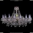 1411/16/360-66/G Хрустальная подвесная люстра Bohemia Ivele Crystal (Богемия)
