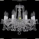 1413/8/165/Ni/Balls Хрустальная подвесная люстра Bohemia Ivele Crystal (Богемия)