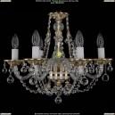 1606/6/160/GW/Balls Хрустальная подвесная люстра Bohemia Ivele Crystal (Богемия)