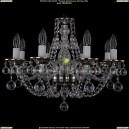 1606/8/195/NB/Balls Хрустальная подвесная люстра Bohemia Ivele Crystal (Богемия)