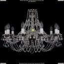 1606/10/240/NB/Balls Хрустальная подвесная люстра Bohemia Ivele Crystal (Богемия)