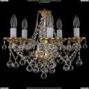 1613/5/141/Balls Хрустальная подвесная люстра Bohemia Ivele Crystal (Богемия)