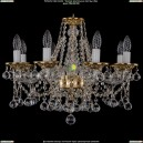 1613/8/200/G/Balls Хрустальная подвесная люстра Bohemia Ivele Crystal (Богемия)