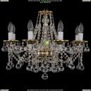 1613/8/200/GB/Balls Хрустальная подвесная люстра Bohemia Ivele Crystal (Богемия)