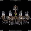 1702/8/A/FP Хрустальная подвесная люстра Bohemia Ivele Crystal (Богемия)