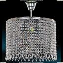 1920/35Z/Ni Хрустальная потолочная люстра Bohemia Ivele Crystal (Богемия)