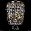 1927/2/GB Хрустальное бра Bohemia Ivele Crystal (Богемия)
