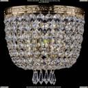 1927/2/W/G Хрустальное бра Bohemia Ivele Crystal (Богемия)