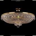 1927/55Z/G Хрустальная потолочная люстра Bohemia Ivele Crystal (Богемия)