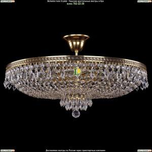 1927/55Z/GB Хрустальная потолочная люстра Bohemia Ivele Crystal (Богемия)