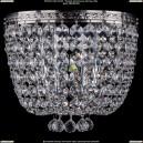 1928/2W/Ni Хрустальное бра Bohemia Ivele Crystal (Богемия)