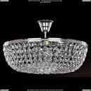 1928/45Z/Ni Хрустальная потолочная люстра Bohemia Ivele Crystal (Богемия)