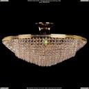 1932/45Z/G Хрустальная потолочная люстра Bohemia Ivele Crystal (Богемия)
