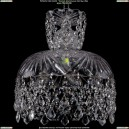 7711/30/Ni/Leafs Хрустальная подвесная люстра Bohemia Ivele Crystal (Богемия)