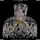 7711/35/G Хрустальная подвесная люстра Bohemia Ivele Crystal (Богемия)