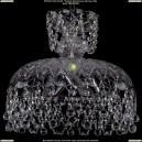 7711/35/Ni/Balls Хрустальная подвесная люстра Bohemia Ivele Crystal (Богемия)