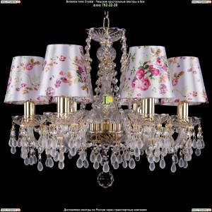 1410/6/160/G/0300/SH28 Хрустальная подвесная люстра Bohemia Ivele Crystal (Богемия)