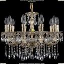 1701/10/181/A/GW Хрустальная подвесная люстра Bohemia Ivele Crystal (Богемия)